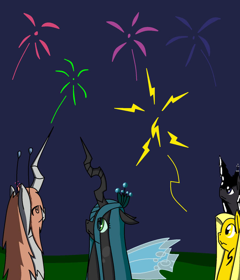 The 4th of July by Blackrose416