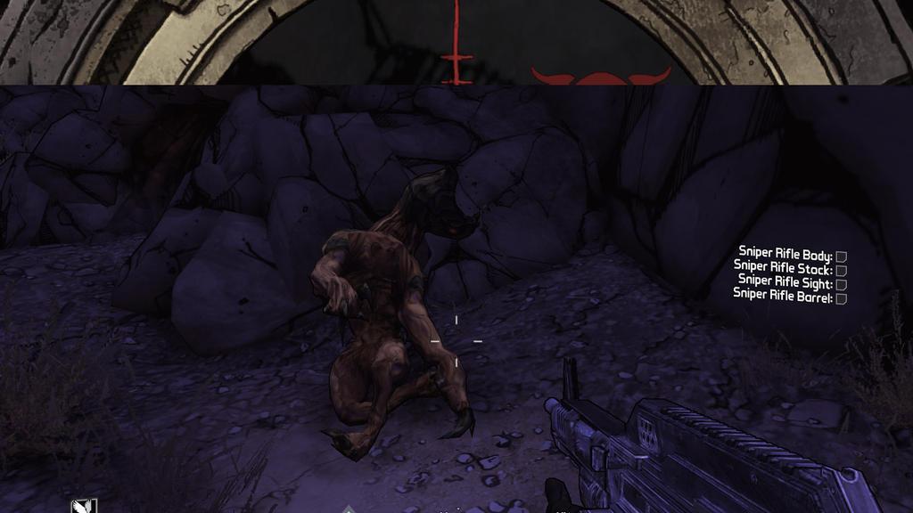 Weirdest death pose ever by Blackrose416