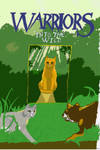 Warriors Into the Wild Colored by myalltimelow098