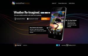 Weatherwise website