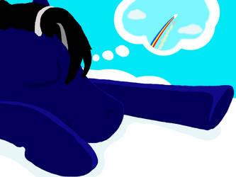 Commission - Dusk Storm dreams