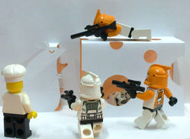 Troopers, seize that cheese by MeoMoc