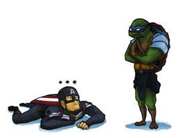 Ninja Captain by MeoMoc