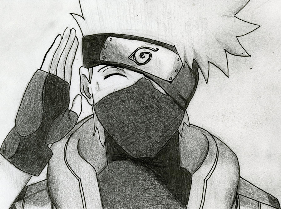 kakashi hatake by negative creeq