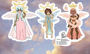 {REDUCED PRICES}Heavenly Adopt (1/3)OPEN