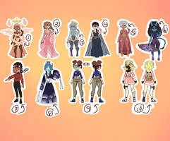 Unsold Adopts-[9/10 OPEN]