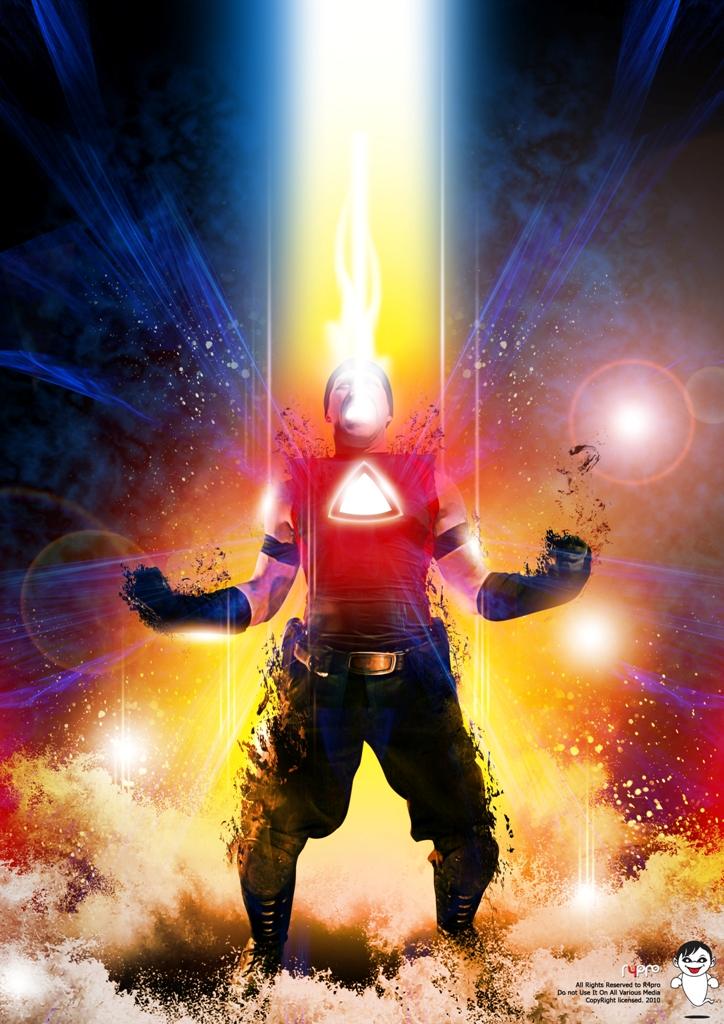 Hero Energy Blast by r4prolutions on DeviantArt