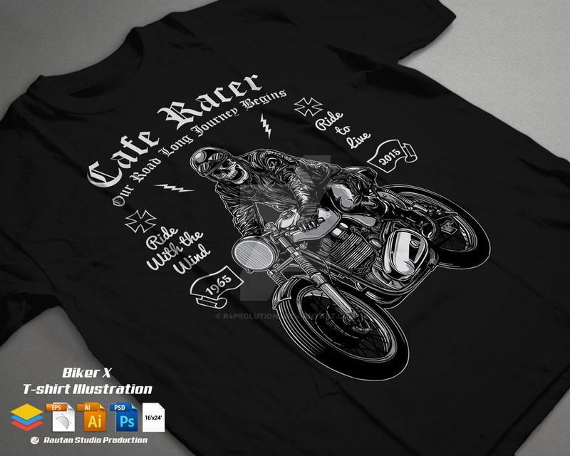 Biker X by r4prolutions