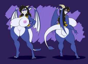Swissy the Dragon by Kaboozle