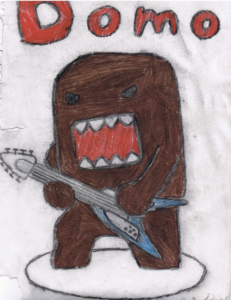 Domo Lives Here by ZorotekSubtourqe