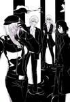 Bleach - Back in black