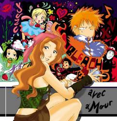 Bleach -  All colour but The Kurosaki (?!)