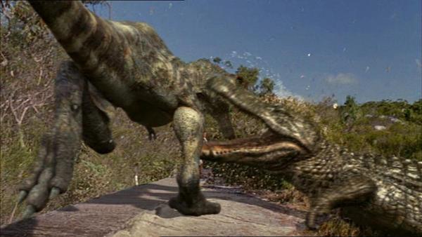 Deinosuchus Vs Sarcosuchus
