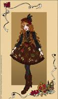 Pirate Lolita by fiorellasantana