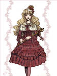 Royal Tea Party Lolita