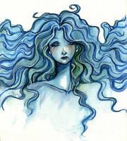 Deep Waters by fiorellasantana