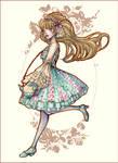 Lolita on the move