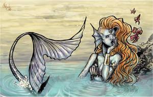 Weird Fishes by fiorellasantana