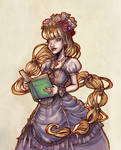 Rapunzel Lolita