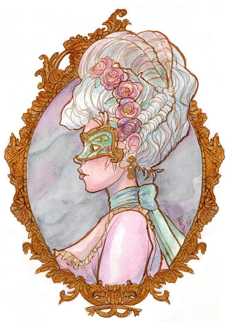 Rococo by fiorellasantana