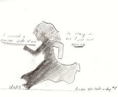 #7 (Monster) by MarshmallowDayDream