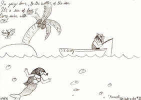 #11 (S.S. Guppy) by MarshmallowDayDream