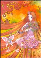. orange . by Akimoto-san