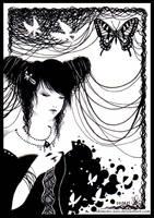 . queen of butterflies . by Akimoto-san