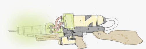Probable final plasma rifle.. by krionus