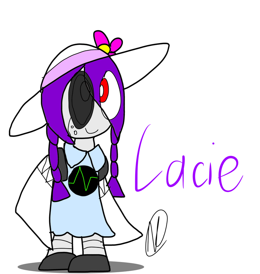 Lacie by NateChu218