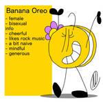 Banana Oreo (ref)