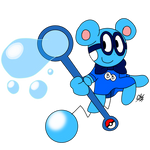 Bubble Baroness Digitized