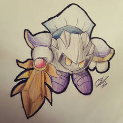 Meta Knight y'all