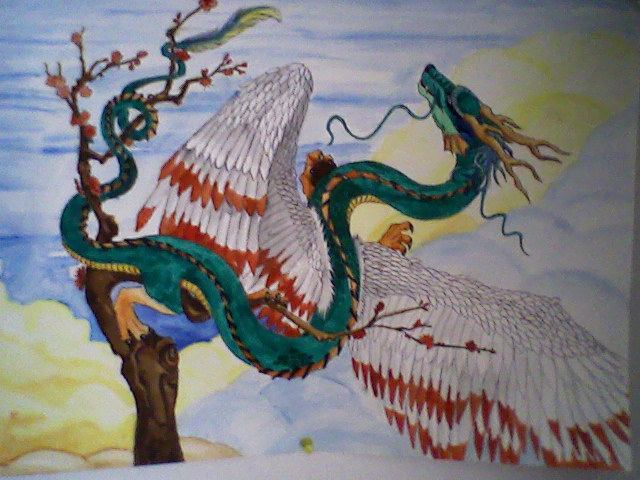 Korean Dragon: Korean Dragon Is Wings By Lacie-alice On DeviantArt