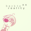 Ciel Icon 'Back To Reality' by BeanieChan