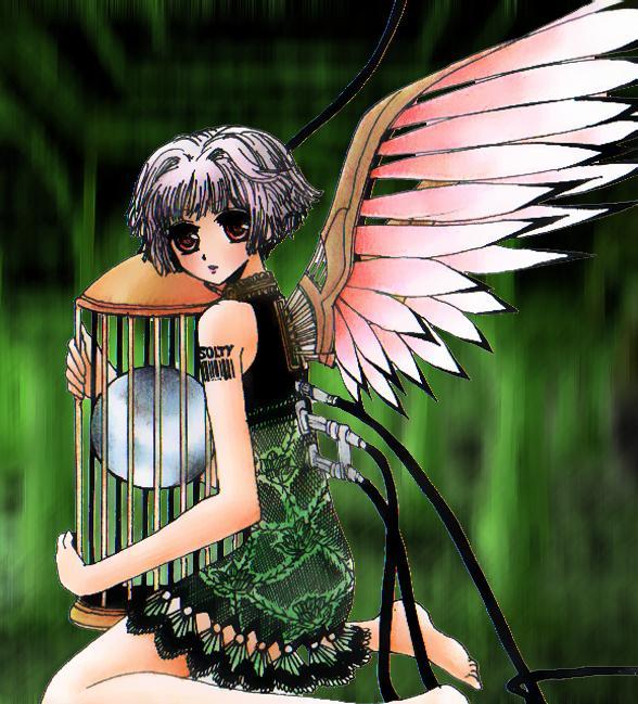 Mechanical Angel By Cioccolatodorima On DeviantArt