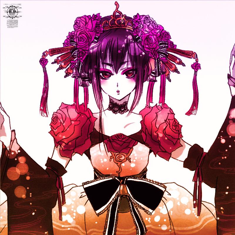 Rose princess by cioccolatodorima on deviantart for Rosier princesse d orient