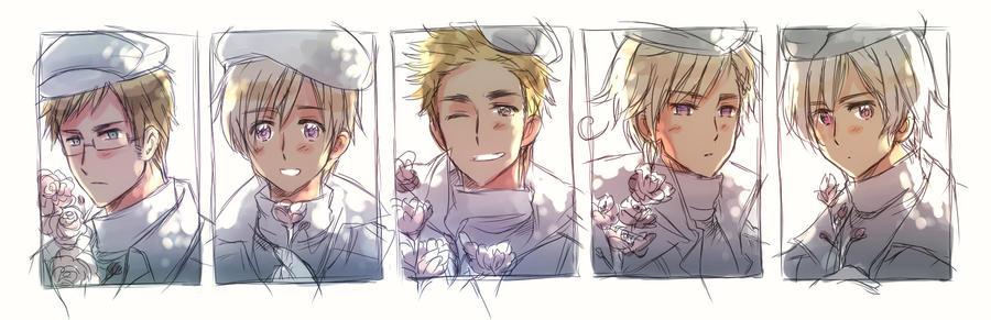 White Flower by ROSEL-D