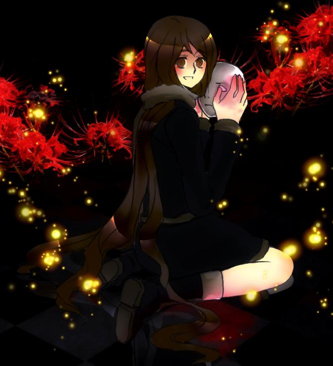 Dark Flower by ROSEL-D