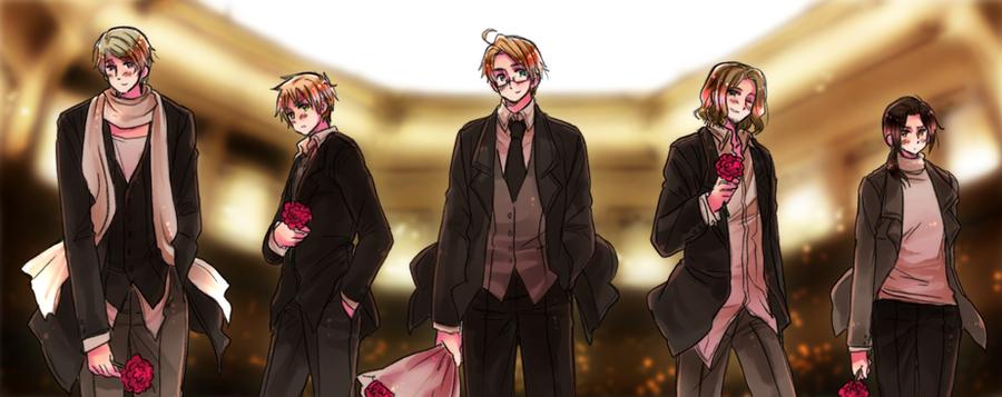 Gentlemen by ROSEL-D