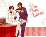 Happy Birthday- GYRHS