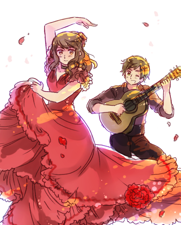 Flamenco by ROSEL-D