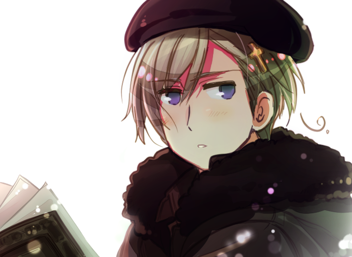Hetalia Fantasia Norway by ROSEL-D