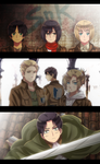 Shingeki no Kyojin: The Merciless World