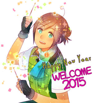 Happy New Year to Earth