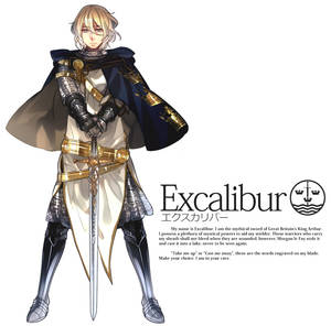 Seiken Ranbu: Excalibur