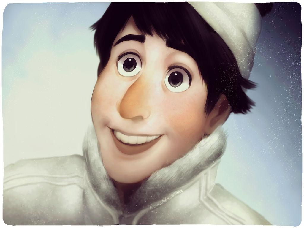 Olaf (Human Version)