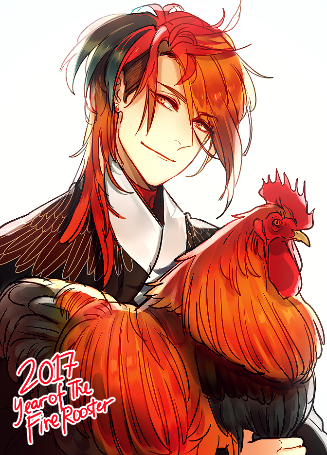 Year of the Rooster by Cioccolatodorima