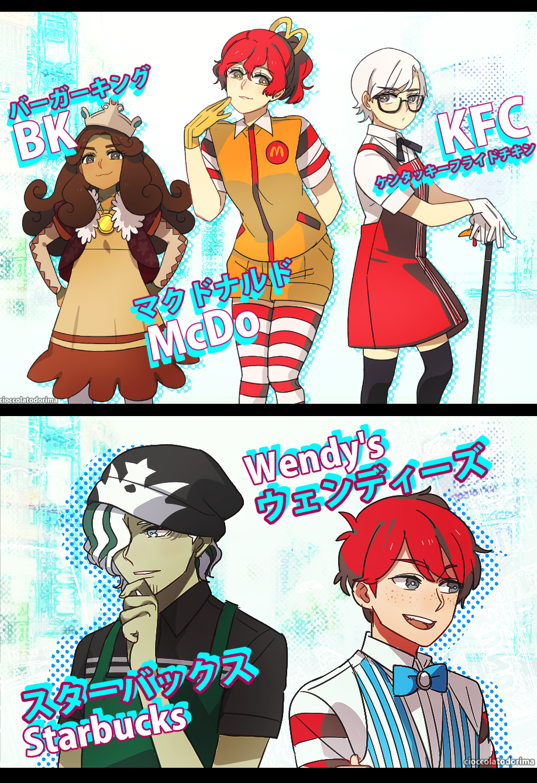 Food Fight! (Anime Parody) by Cioccolatodorima on DeviantArt