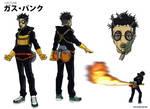 Fartillery Hero- Gas Punk